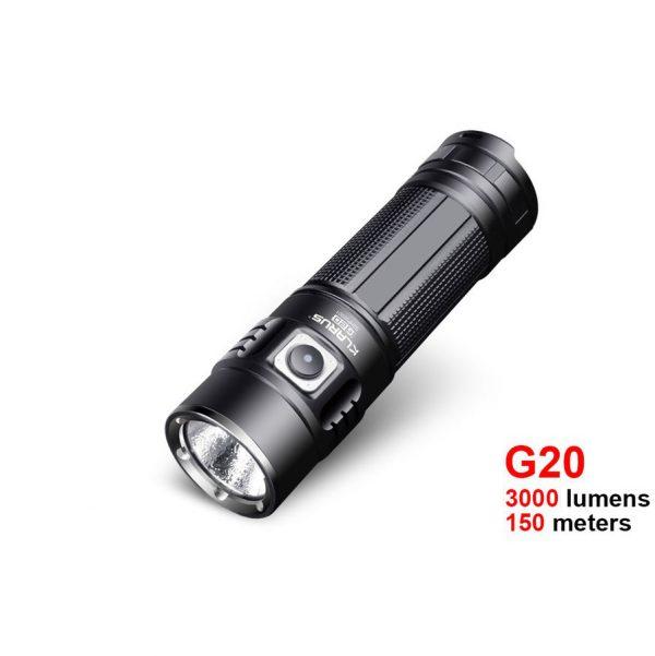 Đèn Pin KLARUS G20