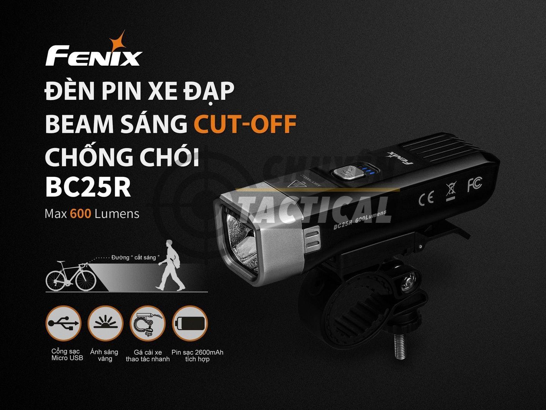 Fenix BC25R