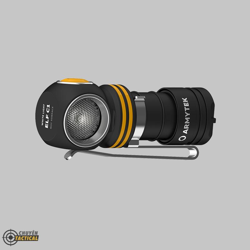 Đèn Pin Đội Đầu ARMYTEK ELF C1 2021 Version - Sáng Trắng