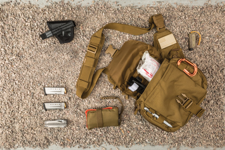 Túi 5.11 Tactical Push Pack – FDE