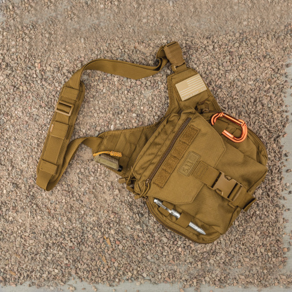 Túi 5.11 Tactical Push Pack – FDE