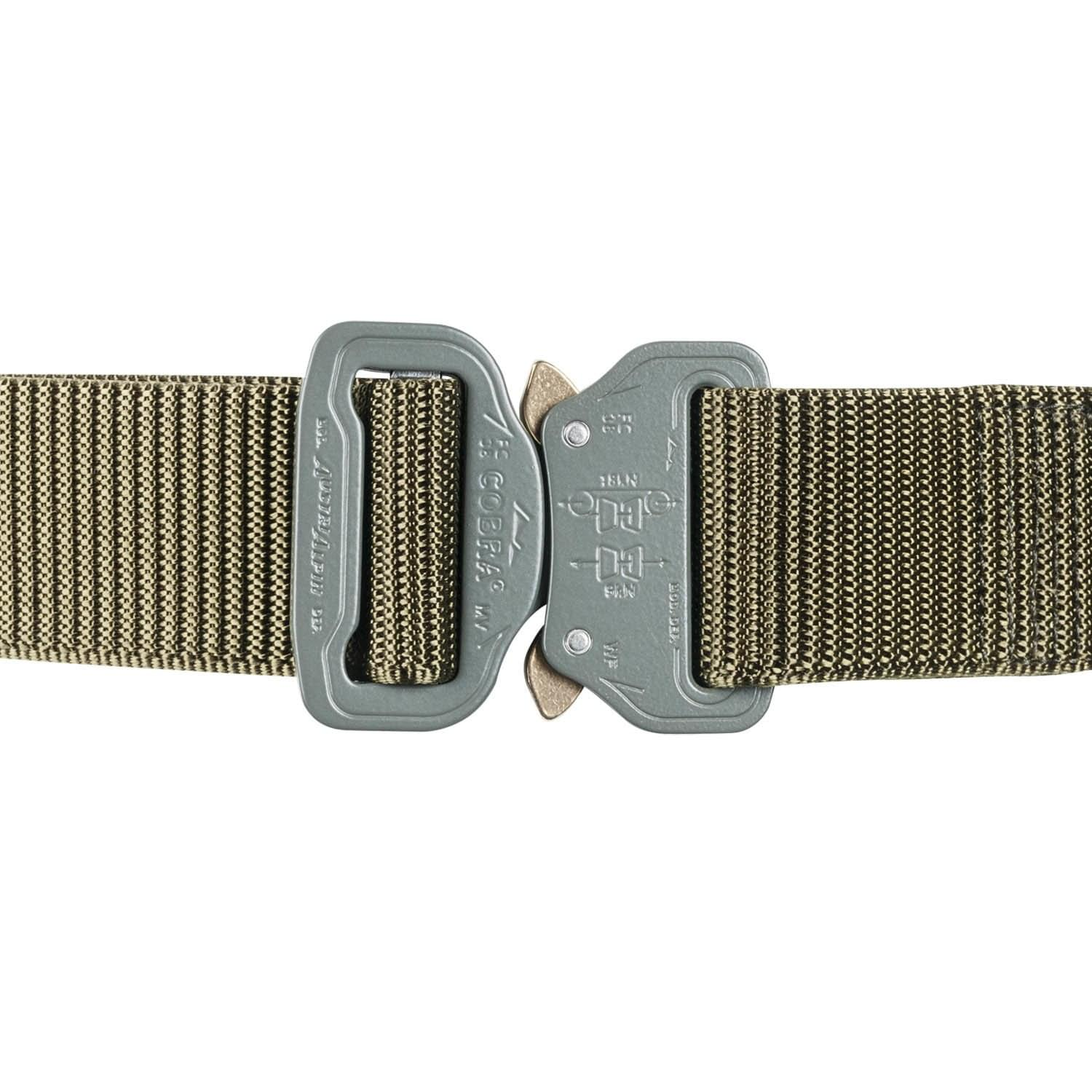 COBRA (FC38) TACTICAL BELT – Olive Green
