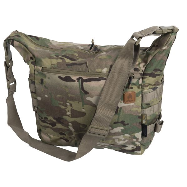 BUSHCRAFT SATCHEL BAG® – CORDURA®- Multicam