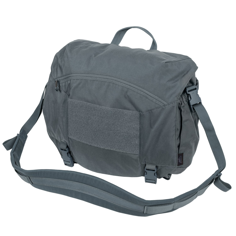 TÚI URBAN COURIER BAG LARGE® – CORDURA®- Shadow Grey