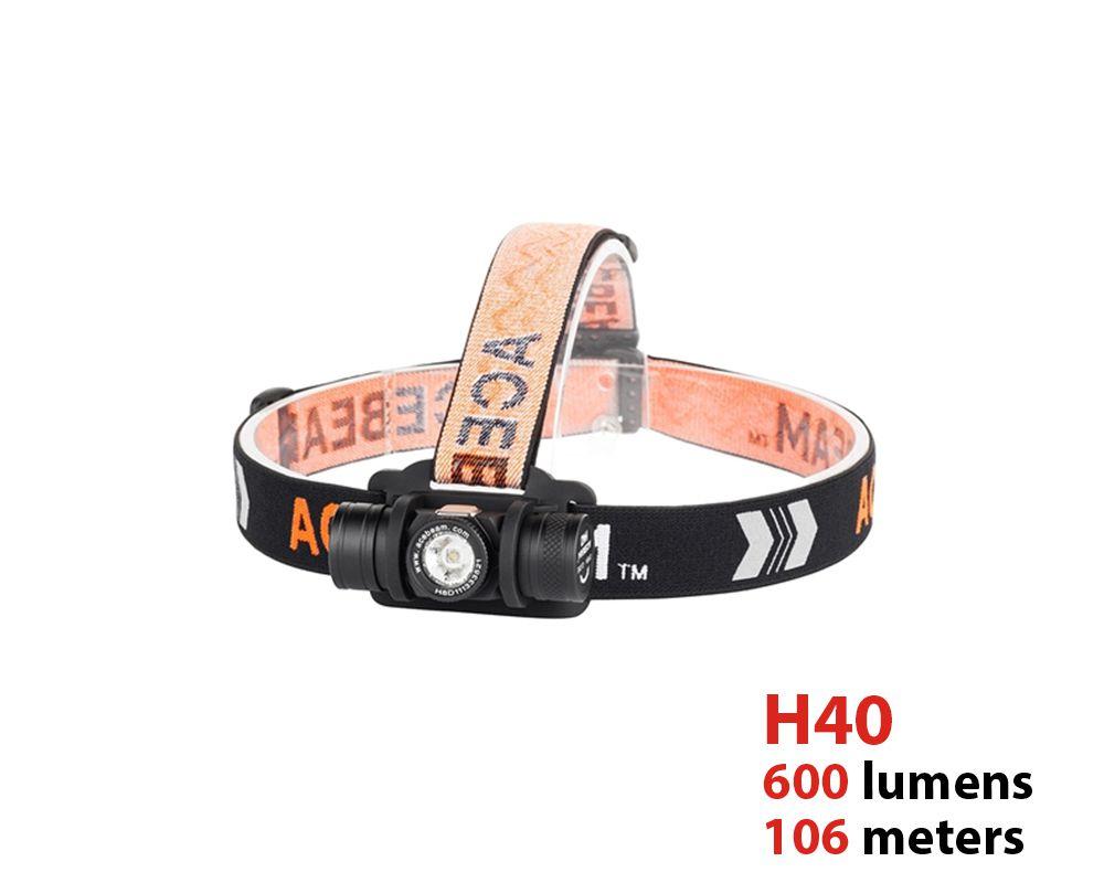 Đèn pin đeo trán ACEBEAM H40