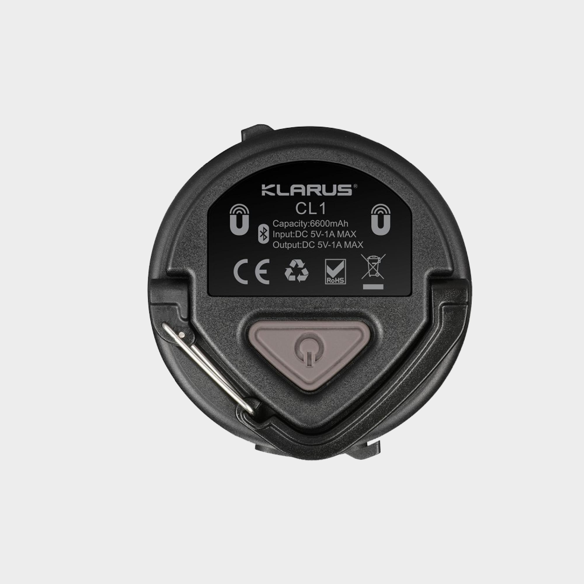 Đèn Pin Klarus CL1