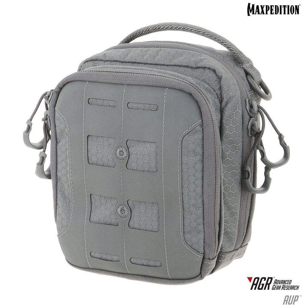 Maxpedition AUP ACCORDION UTILITY POUCH – Gray
