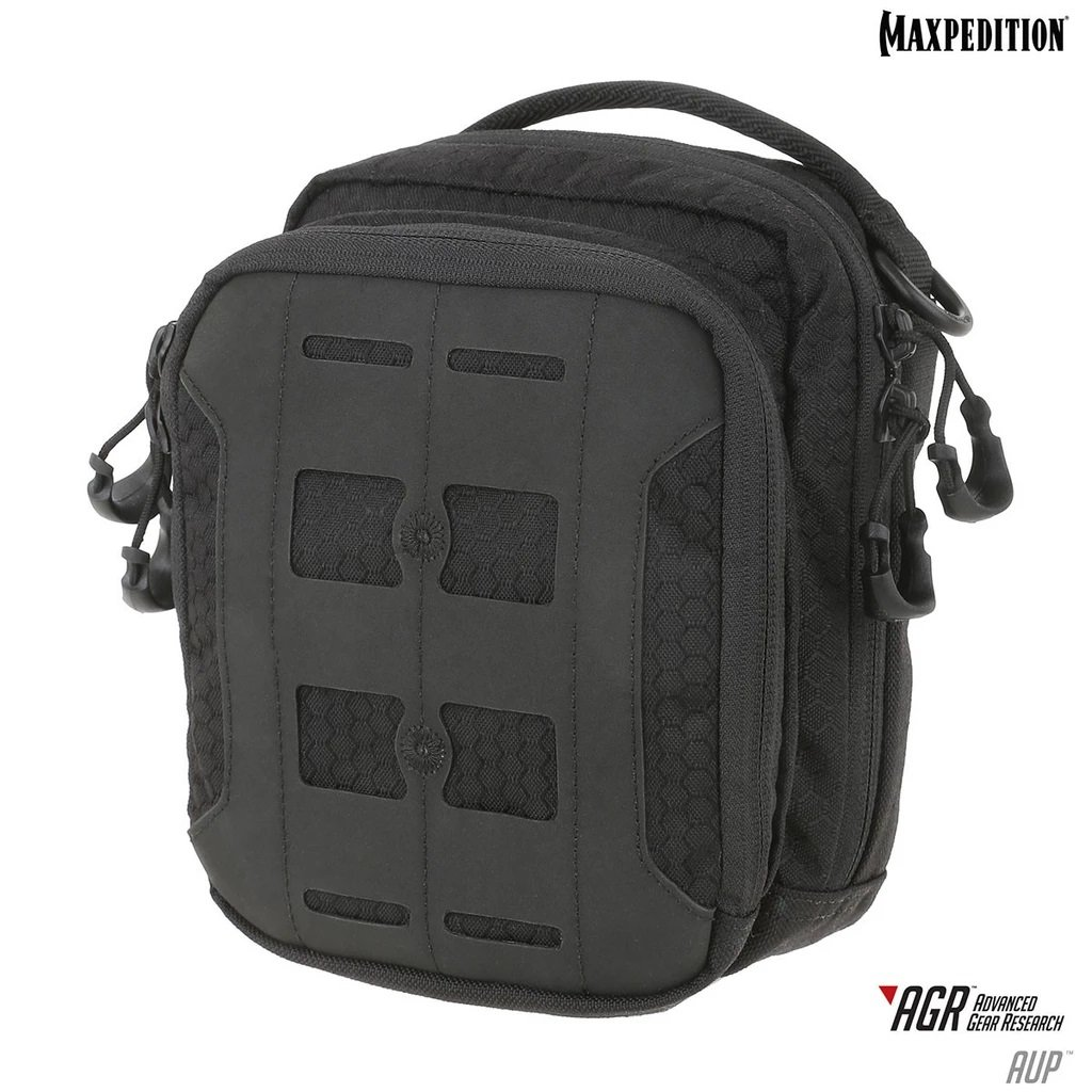 Maxpedition AUP ACCORDION UTILITY POUCH – Black