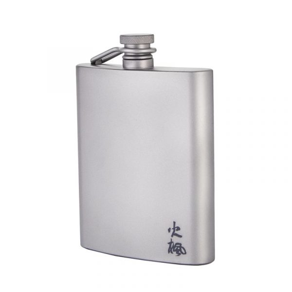 FIRE MAPLE – BÌNH RƯỢU BACCHUS TI HIP FLASK 200ML