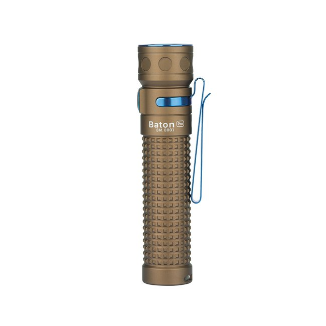 Đèn Pin Olight Baton Pro – Desert Color