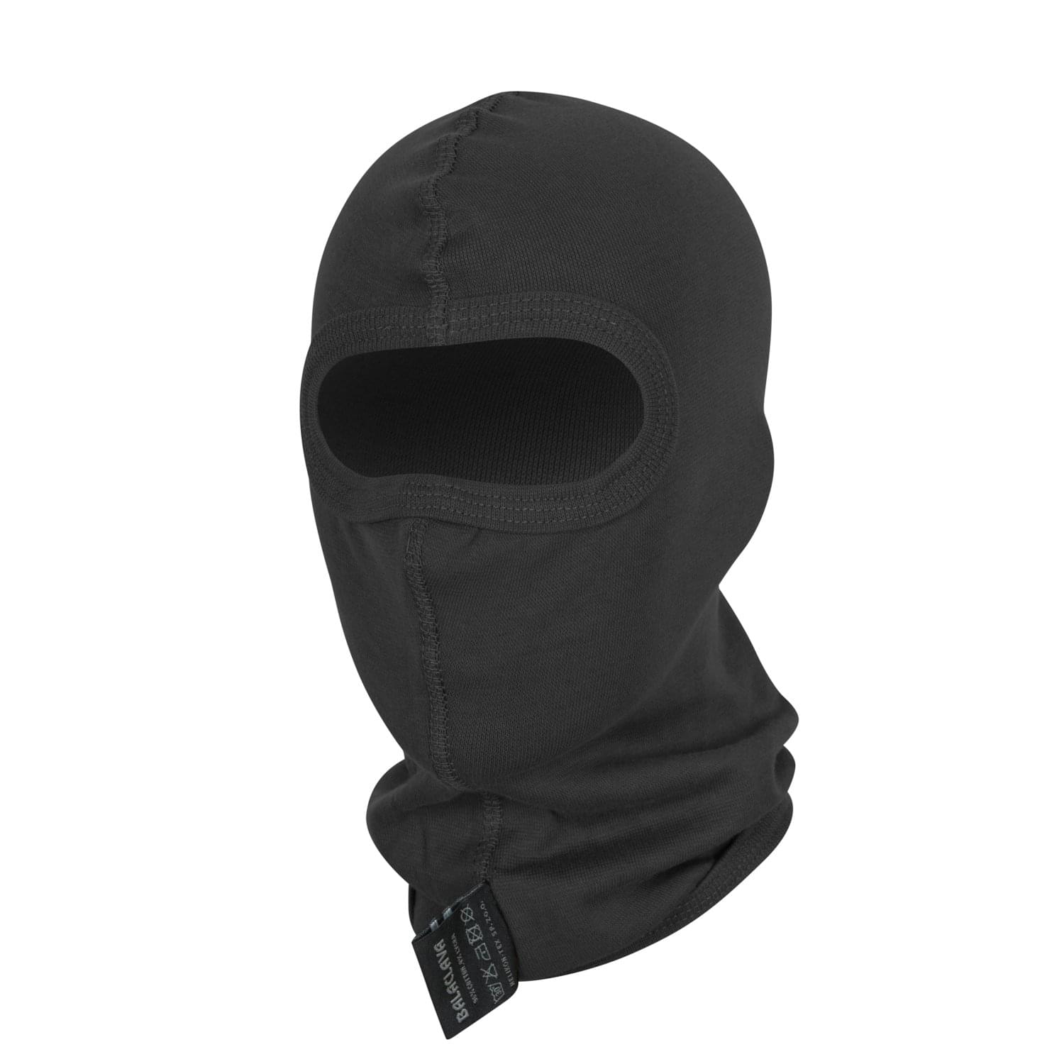 BALACLAVA - COTTON - Black
