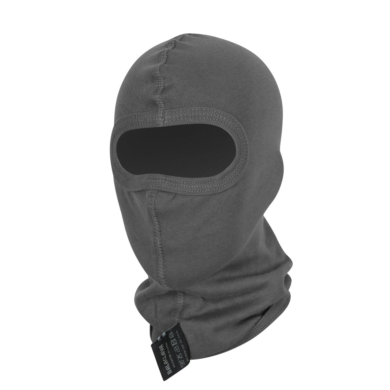 BALACLAVA - COTTON - Shadow Gray