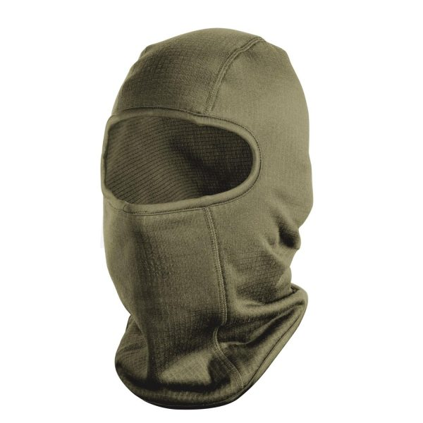 EXTREME COLD WEATHER BALACLAVA – COMFORTDRY® – Olive Green