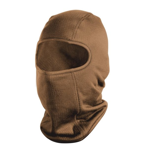 EXTREME COLD WEATHER BALACLAVA – COMFORTDRY® – Coyote