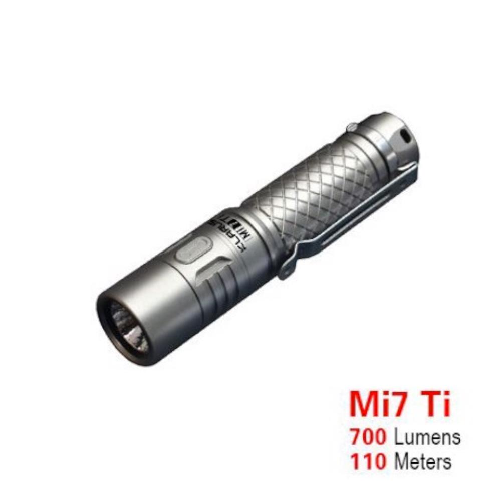 Đèn Pin Klarus Mi7 Titanium