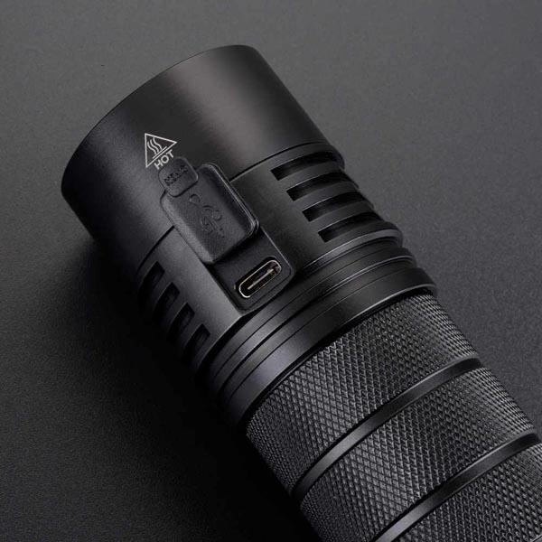 đèn pin dã ngoại sofirn sp36