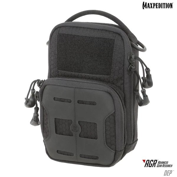 Maxpedition DEP DAILY ESSENTIALS POUCH – Black