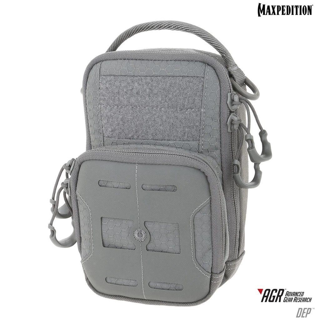 Maxpedition DEP DAILY ESSENTIALS POUCH – Grey