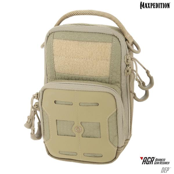 Maxpedition DEP DAILY ESSENTIALS POUCH – Tan