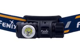 Đèn Pin ĐỘI ĐẦU FENIX – HM50R (MÀU ĐEN – 500 LUMENS)