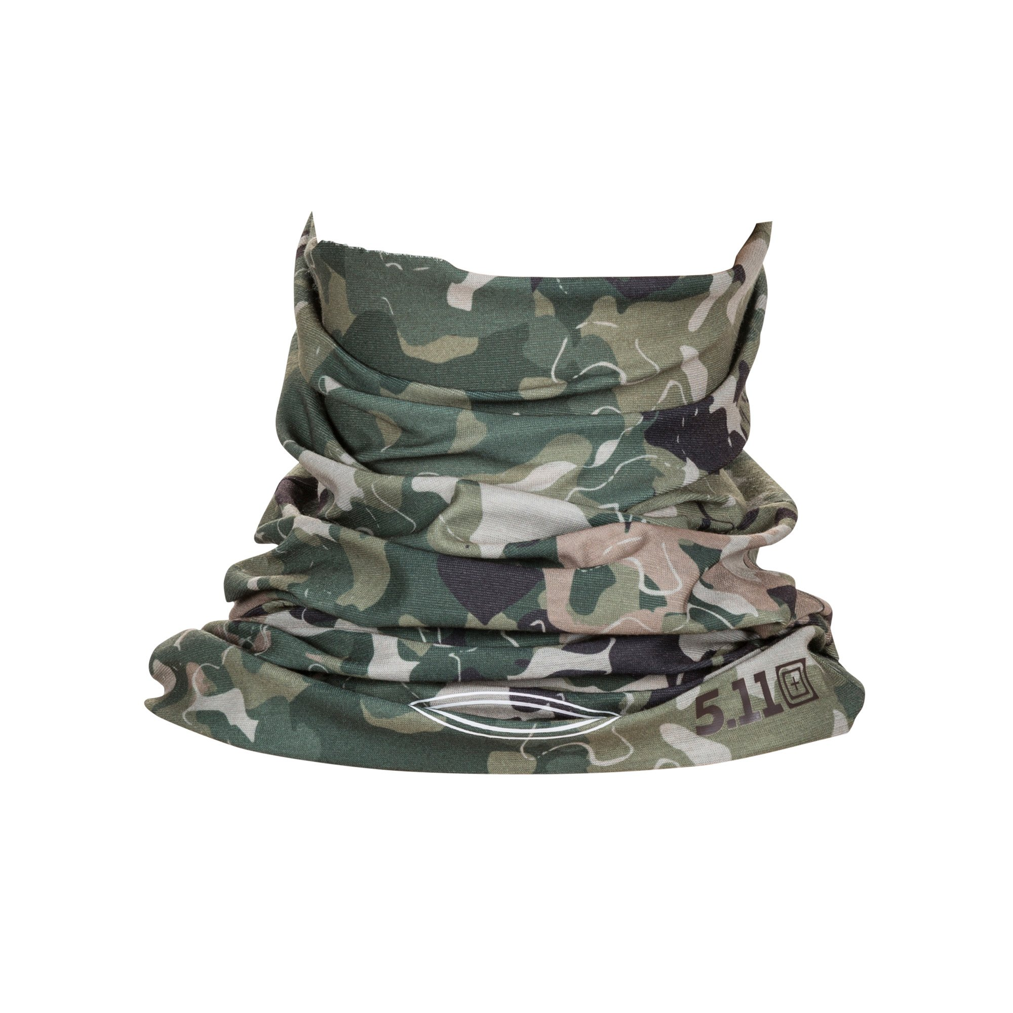 HALO NECK GAITER – Military Green Camo