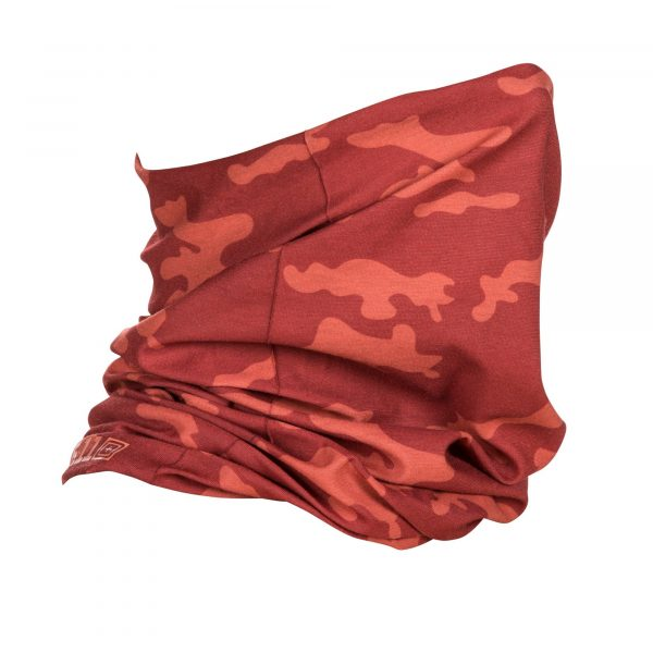 HALO NECK GAITER – Red Sand Camo