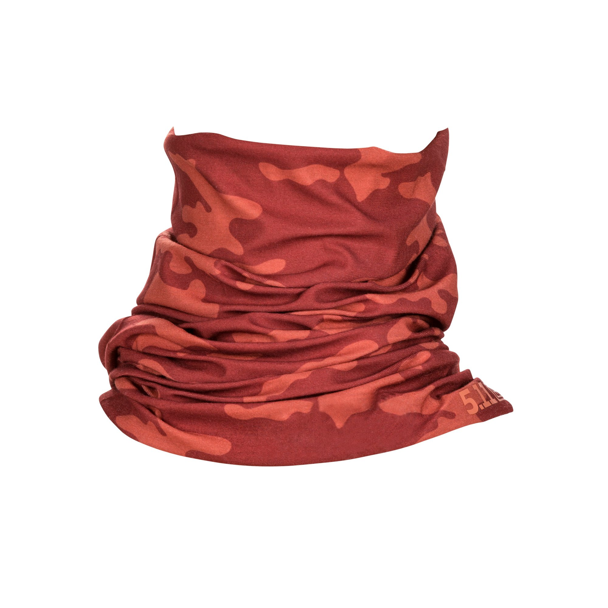 HALO NECK GAITER – Red Sand Camo