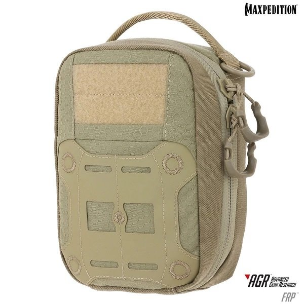 Maxpedition FRP FIRST RESPONSE POUCH – Tan