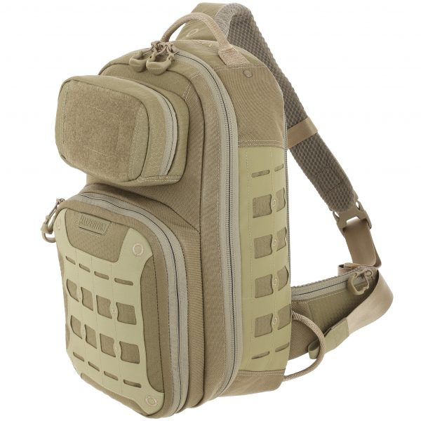 Balo Maxpedition GRIDFLUX v2.0 – Tan