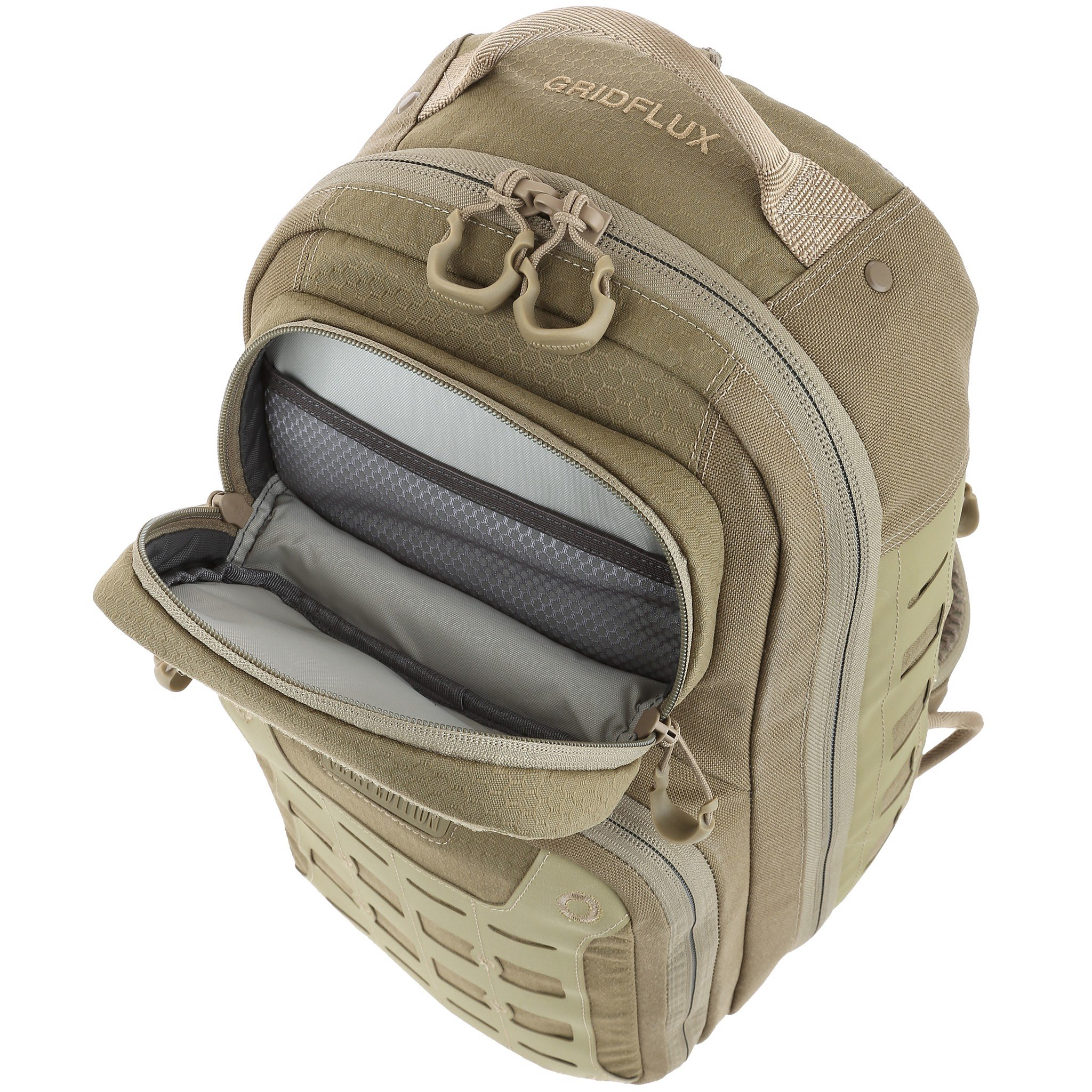 Balo Maxpedition GRIDFLUX v2.0  – Gray