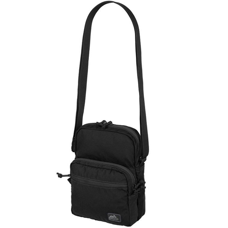EDC COMPACT SHOULDER BAG – Black