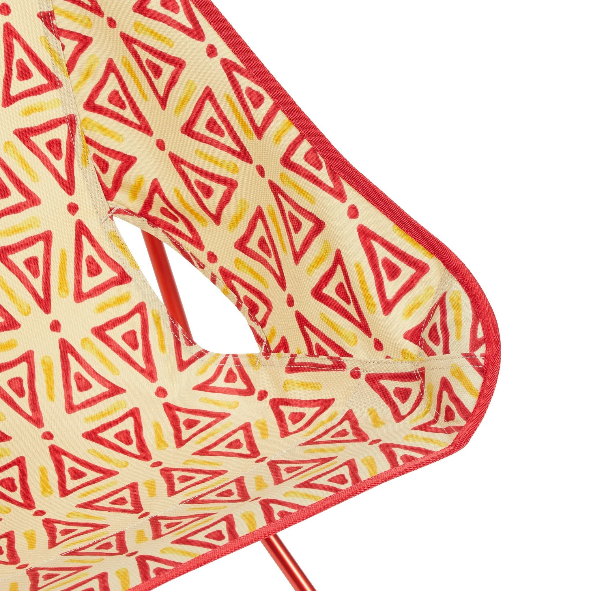 Ghế Dã Ngoại Helinox CHAIR TWO RED TRIANGLE