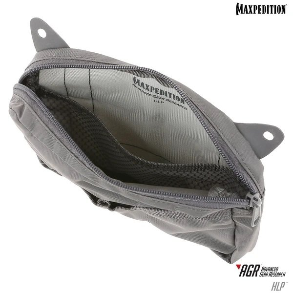 Pouch Maxpedition HLP Hook & Loop – Black