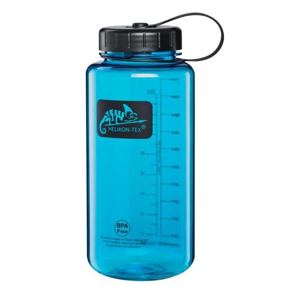 TRITAN™ BOTTLE Wide Mouth (1 Liter) – Blue / Black A