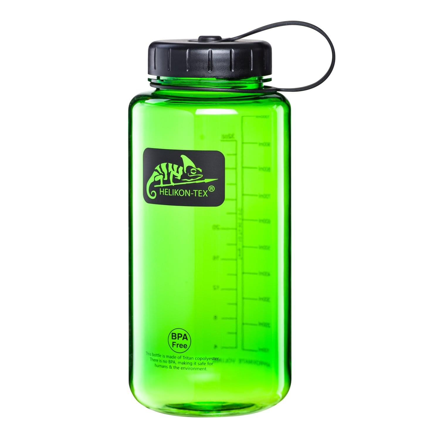 Butelka TRITAN™ BOTTLE Wide Mouth (1 Litr) - Green / Black A