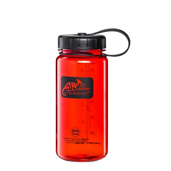 TRITAN™ BOTTLE Wide Mouth (550 ml) – Red (Cái)