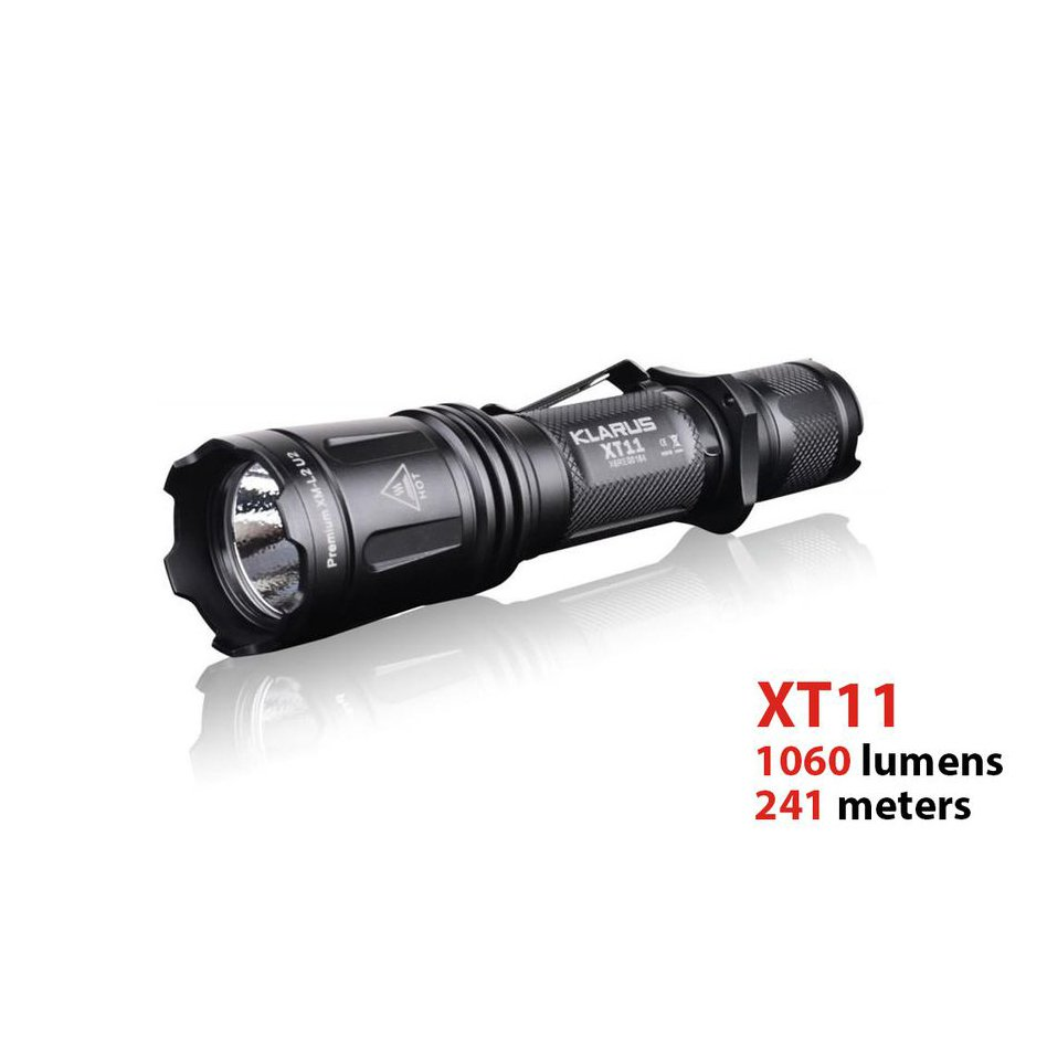Đèn Pin Klarus XT11
