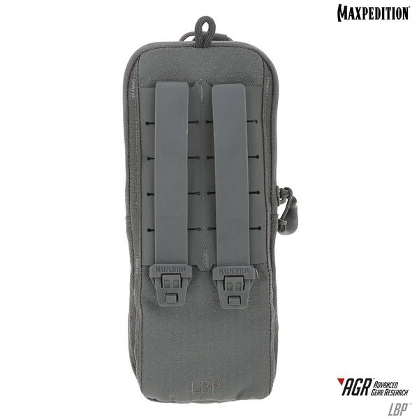 Pouch Maxpedition LBP Large Expandable Bottle Holder – Wolf Grey