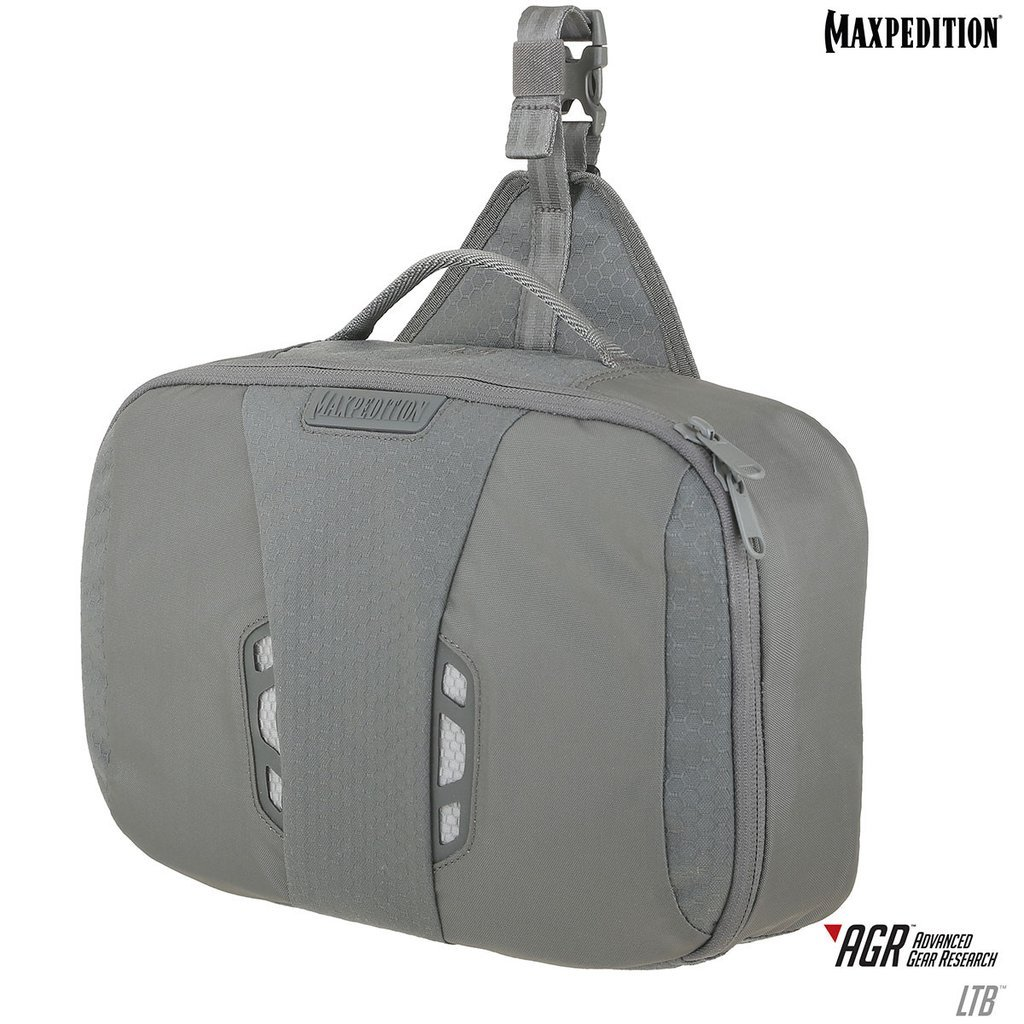 Maxpedition LTB Lightweight Toiletry Pouch – Gray