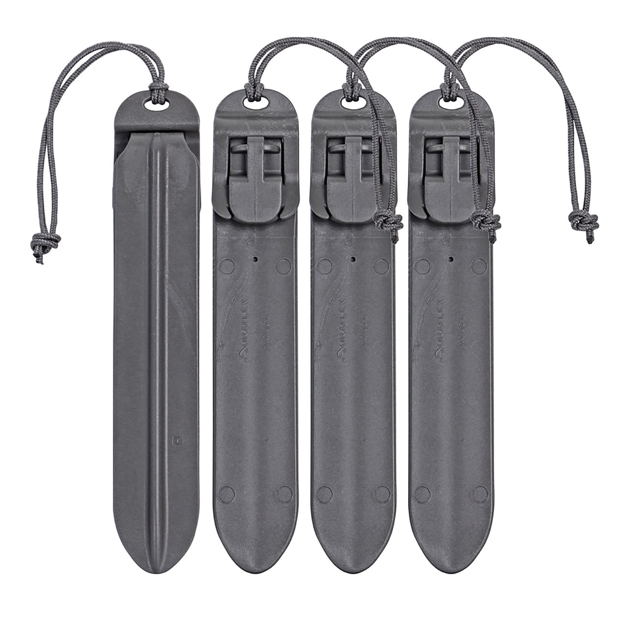 5 MOLLE STICKS (4-Pack) - Wolf Grey