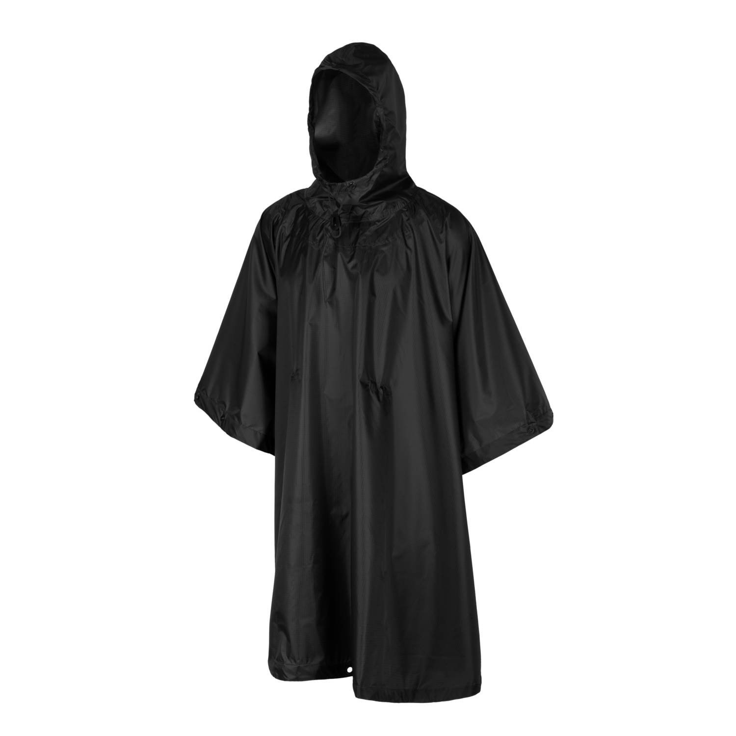 PONCHO U.S. MODEL - Black