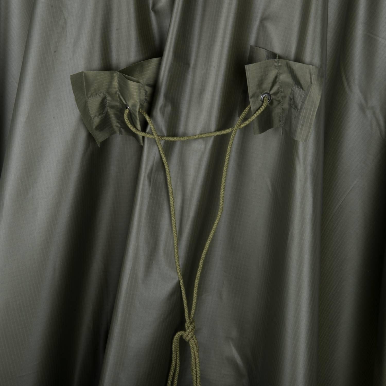 PONCHO U.S. MODEL – Shadow Grey