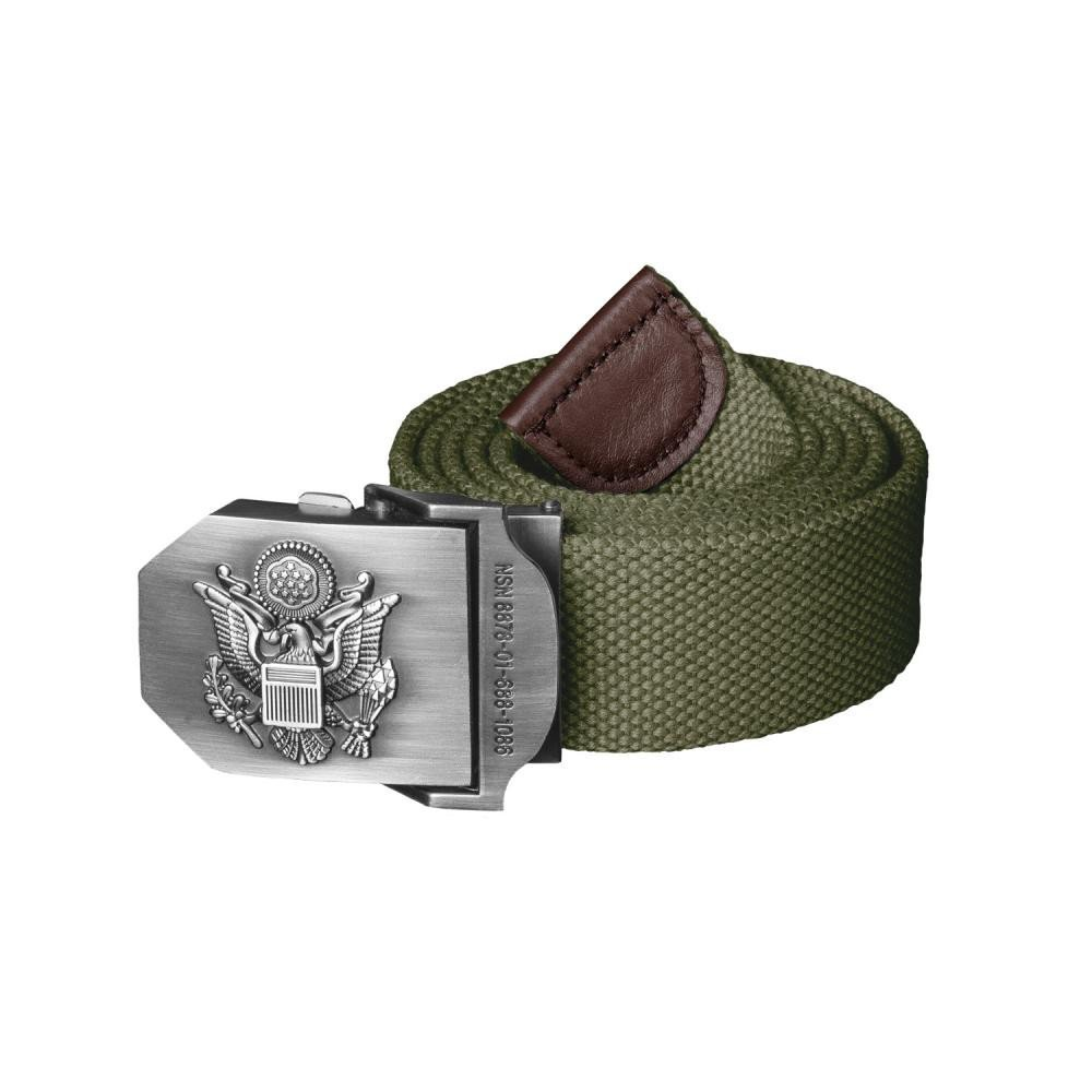 ARMY BELT - Olive Green