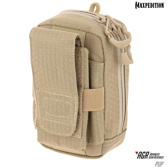 Maxpedition PUP PHONE UTILITY POUCH – Tan