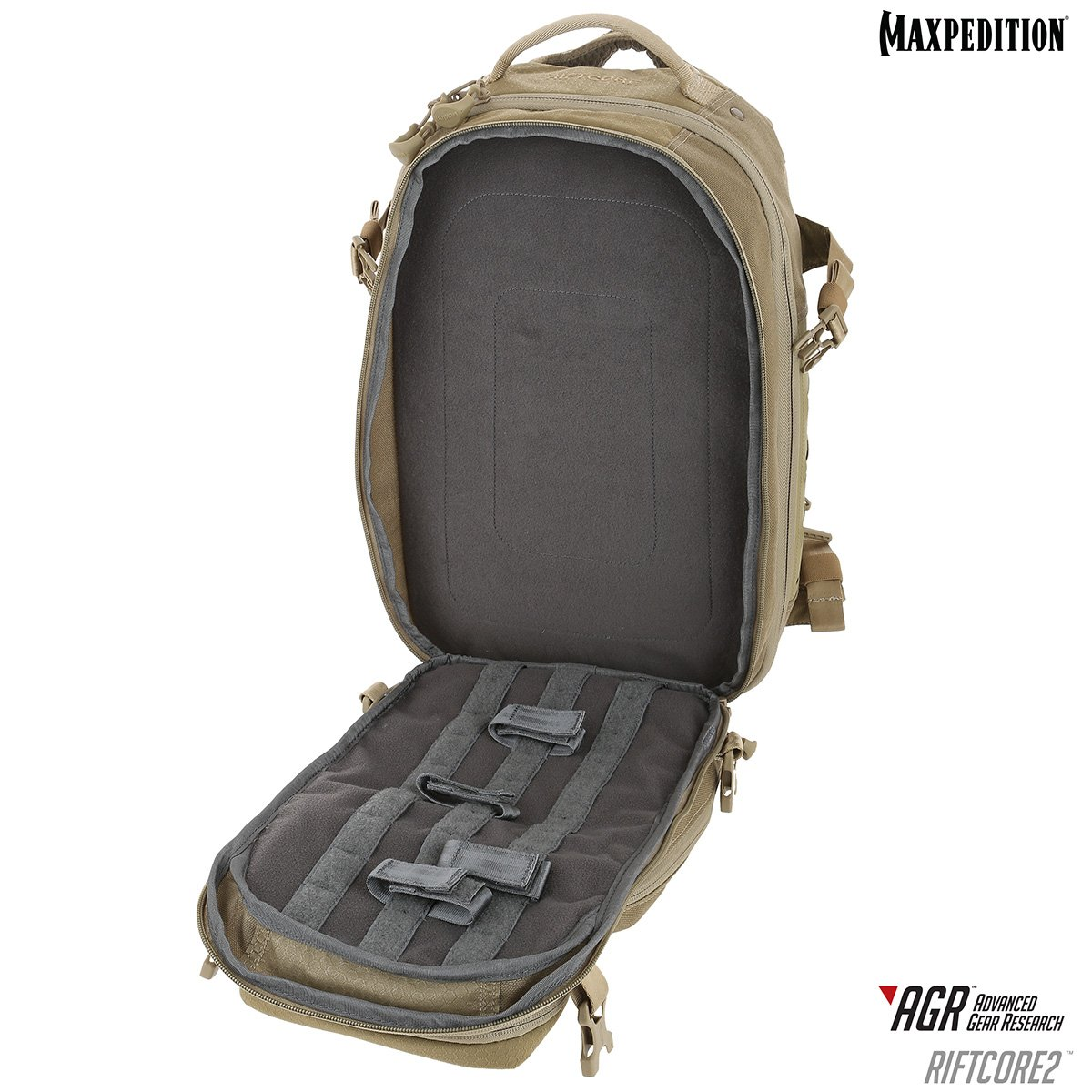 Balo Maxpedition Riftcore v2.0 CCW-Enabled 23L