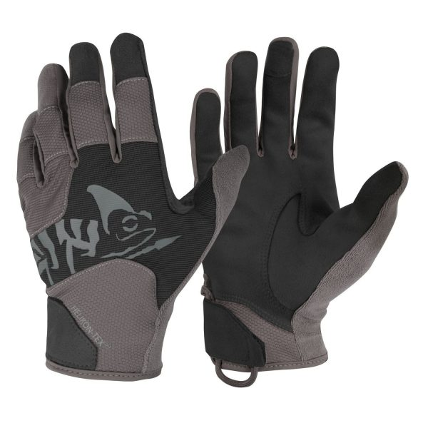 Găng Tay ALL ROUND TACTICAL – Black/Shadow Grey