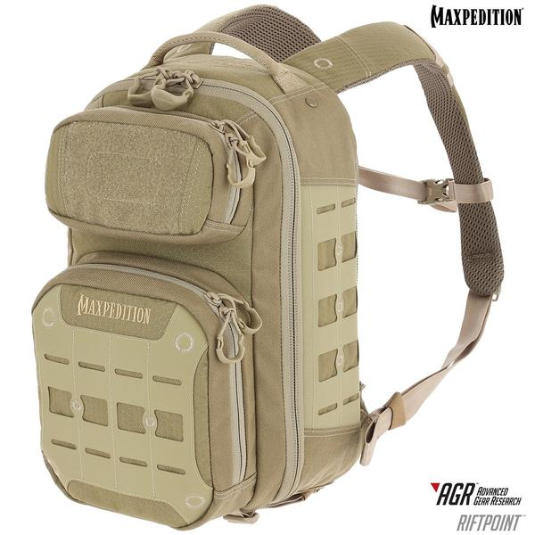 Balo Maxpedition RIFTPOINT 2.0 CCW-ENABLED 15L – Tan