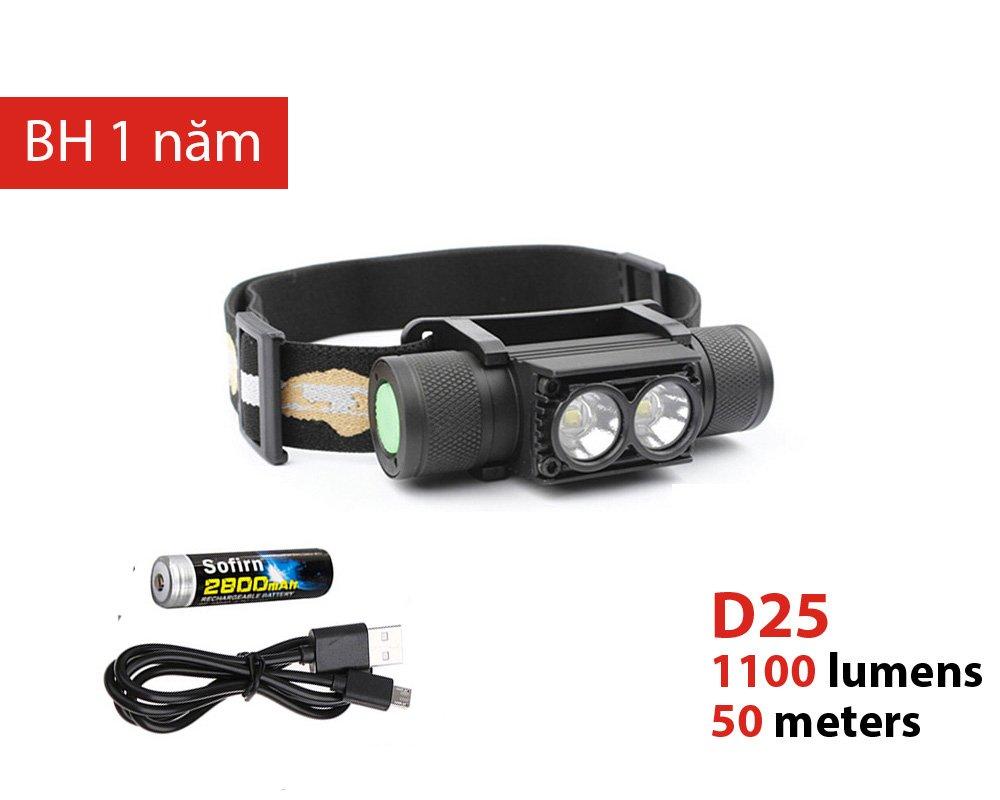 Đèn pin Sofirn D25