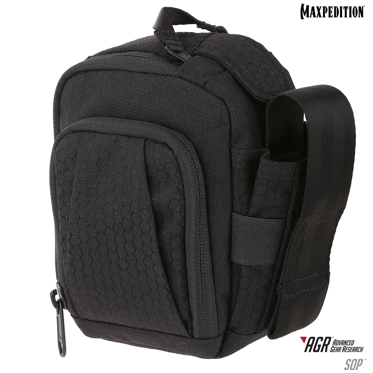 Maxpedition SOP Side Opening Pouch – Black