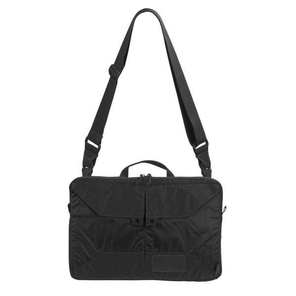 LAPTOP BRIEFCASE – NYLON – Black
